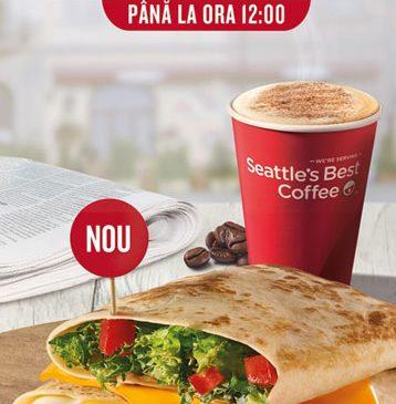 KFC introduce noi produse în meniul de Mic Dejun