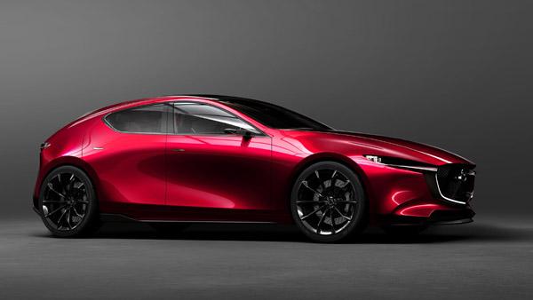 Mazda dezvăluie CONCEPTUL KAI și VISION COUPE