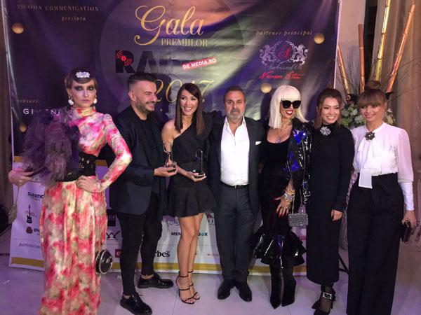 Kanal D a obtinut mai multe premii importante la Gala Radar de Media
