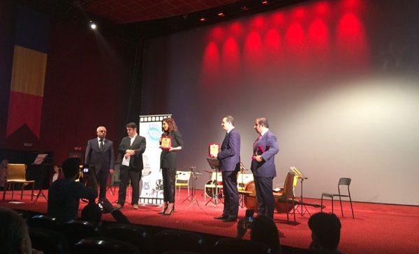 """Kanal D, premiat la evenimentul """"Saptamana Culturii Turce"""""""