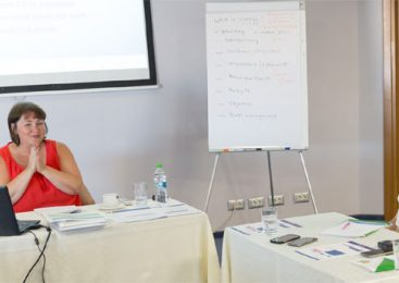 "Kelly Freeman, trainer internațional ISOC: ""O companie modernă își înțelege audiența"""