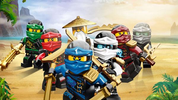Lego Ninjago la Bucuresti Mall