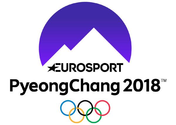 Logo Eurosport PyeongChang 2018
