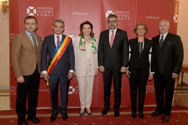 Luna Enescu la ICR