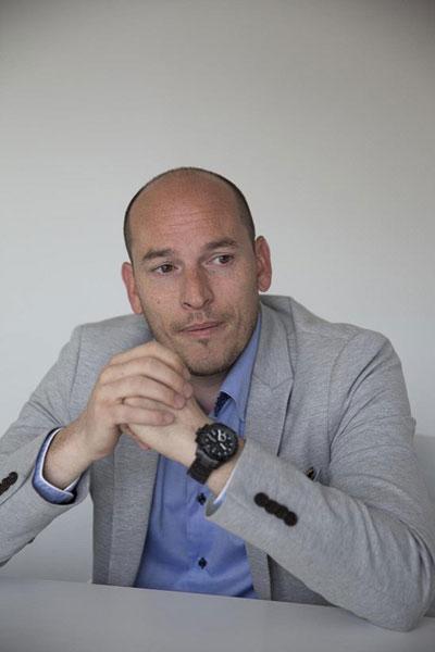 Maarten Deboo CEO Wizmo.ro