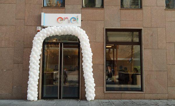 Enel a deschis cel mai mare magazin al său din Iași, în Palas Mall