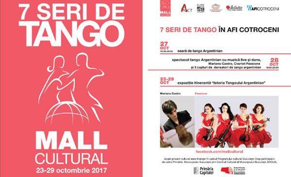 """""""Mall Cultural"""", proiectul-pilot dedicat revitalizării marilor spații comerciale în context cultural, se desfășoară în perioada 27 octombrie – 12 noiembrie 2017, în 3 mall-uri bucureștene"""