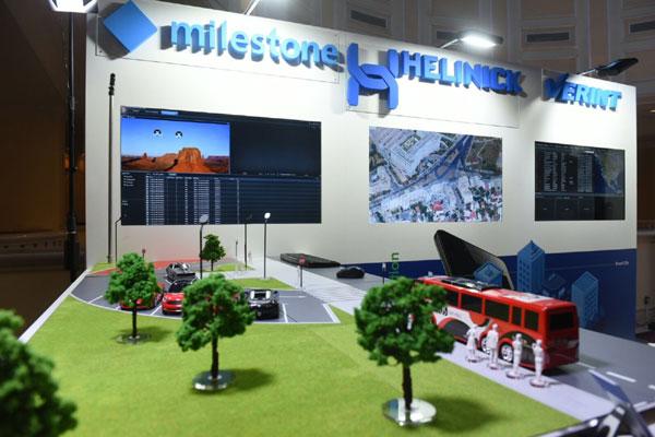 Milestone VMS la Smart Cities of Romania cu Parking Spotter