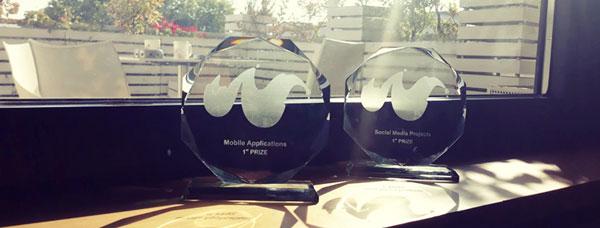 Grupul Lowe, cele mai multe agenții premiate la Webstock 2017