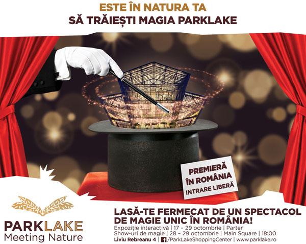 ParkLake, Spectacol de Magie