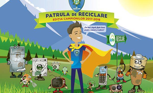Patrula de Reciclare a deschis înscrierile la Ediția Campionilor