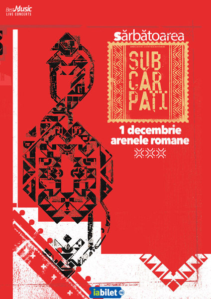 Sarbatoarea Subcarpati pe 1 decembrie la Arenele Romane