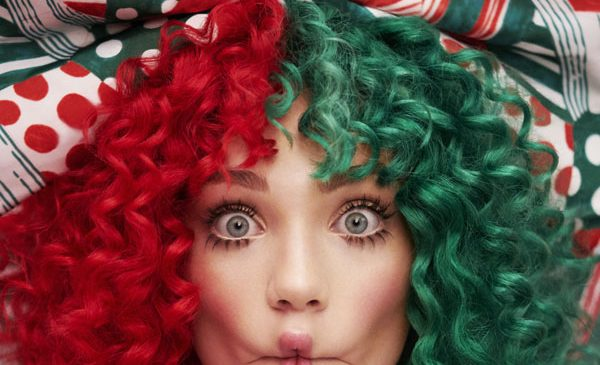 "Sia lanseaza ""Santa's Coming For Us"", primul single extras de pe albumul ""Everyday is Christmas"""