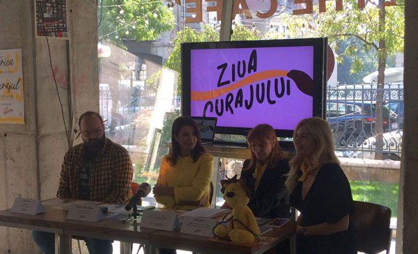 """Simona Patruleasa s-a alaturat campaniei sociale """"Cine este Leul Tau Curajos?"""""""