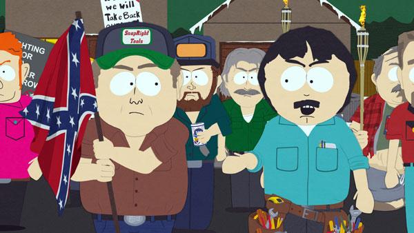 South Park, sezon 21