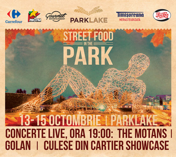 Street Food in the Park, Autumn Edition