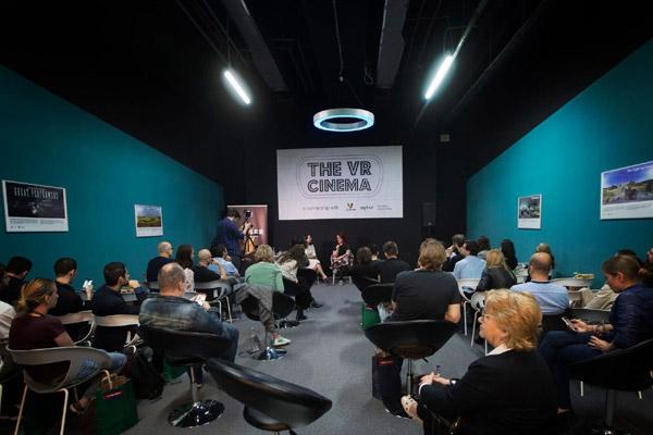 THE VR CINEMA, Vernanda Mall 19 octombrie