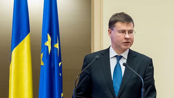 Valdis Dombrovskis, 26 octombrie