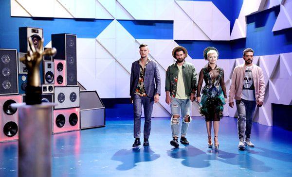 Competiția se trăiește intens la Vocea României