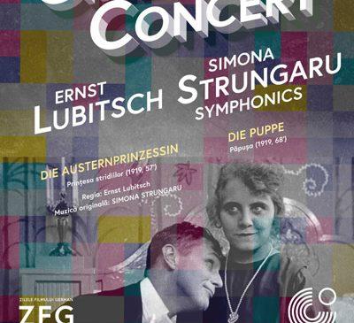 Cine-concert cu două comedii spumoase la ZILELE FILMULUI GERMAN #ZFG12