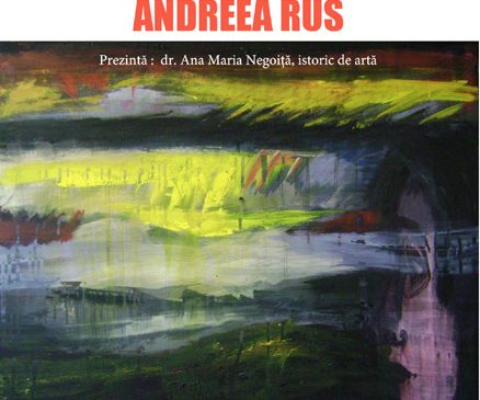 """""""În căutarea fericirii"""", Andreea Rus"""