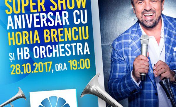 Horia Brenciu și HB Orchestra: spectacol extraordinar la Plaza România