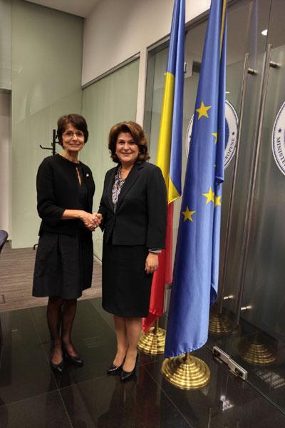 intalnire Marianne Thyssen - Rovana Plumb
