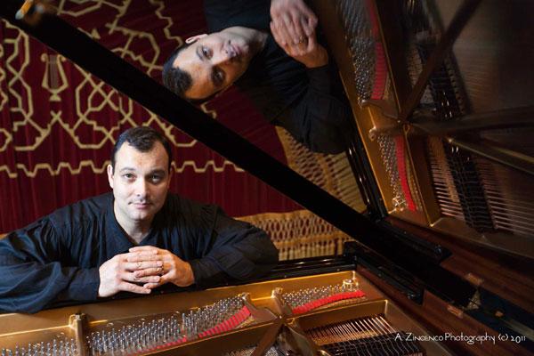 pianistul Nicolae Dumitru, in turneu londonez