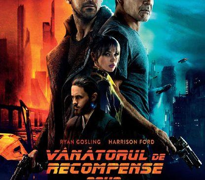 "Noul thriller ""Blade Runner 2049"", ""vânat"" la cinema de peste 49.000 spectatori"