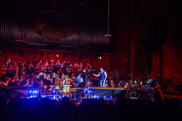 2 Vibes Symphony, Sala Radio