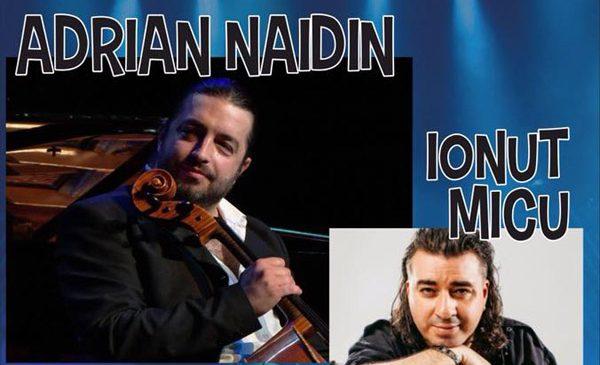 Violoncelistul Adrian Naidin revine în forță la Teatrul Național din București