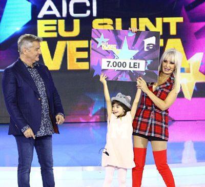 """Daniela Gyorfi și fiica ei, Maria, au câștigat cea de-a cincea ediție a show-ului """"Aici eu sunt vedeta"""""""