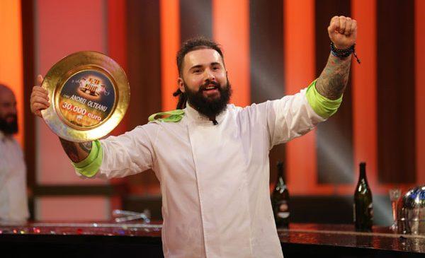 Andrei Olteanu, marele câștigător al sezonului 4