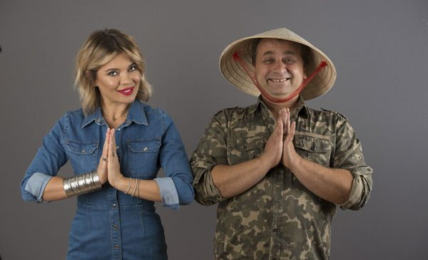 """Din primăvară, Gina Pistol prezintă """"Asia Express"""" la Antena 1"""