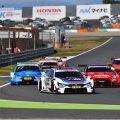 BMW M4 DTM visits the Japanese Super GT Championship