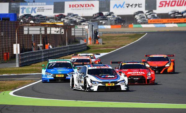 BMW M4 DTM a vizitat Campionatul Super GT al Japoniei