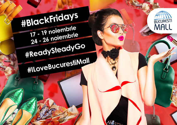 Black Friday la Bucuresti Mall