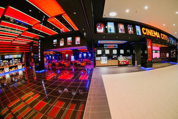 Cinema City, Shopping City Galati