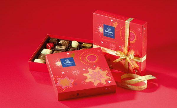 Ciocolata de la Leonidas, cel mai dulce și rafinat cadou de Craciun