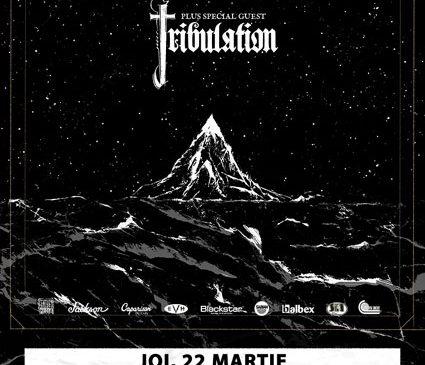 Concert Insomnium și Tribulation la București