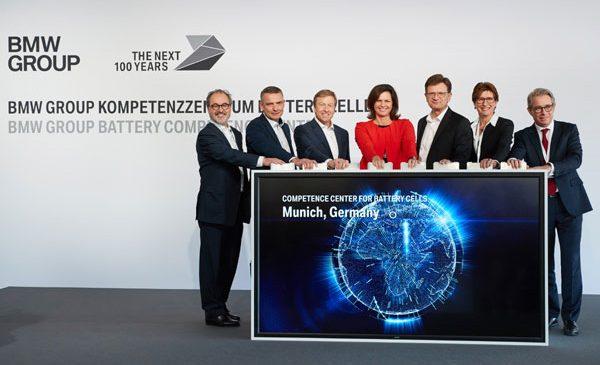 BMW Group investeşte 200 de milioane de euro în Centrul de Competenţă pentru Celule de Baterii