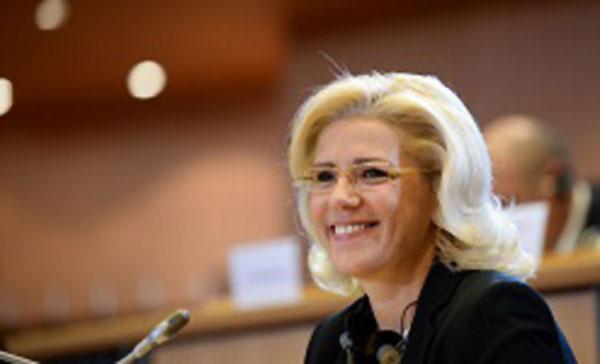Comisarul Corina Crețu participă la forumul Strategiei pentru regiunea alpină de la München