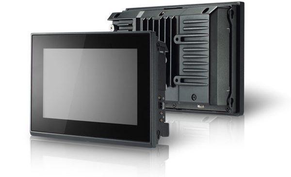 """ELKO anunţă disponibilitatea unor computere Moxa tip panou, cu display de 7"""""""