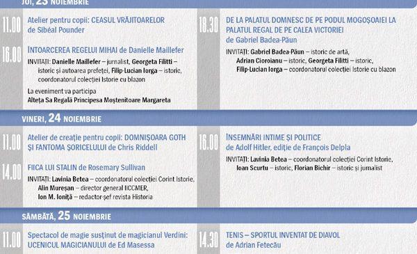 Editura Corint la Târgul Internațional Gaudeamus – Carte de învățătură, ediția a XXIV-a