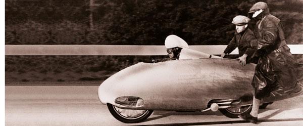 279,5 km/h cu o motocicletă – 80 de ani de la recordul mondial de viteză al lui Ernst Henne