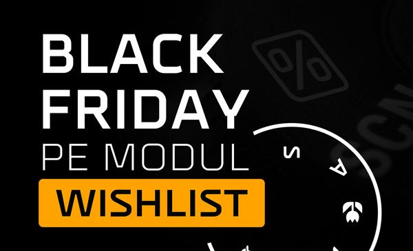 "F64 pregătește un ""Black Friday pe modul Wishlist"""
