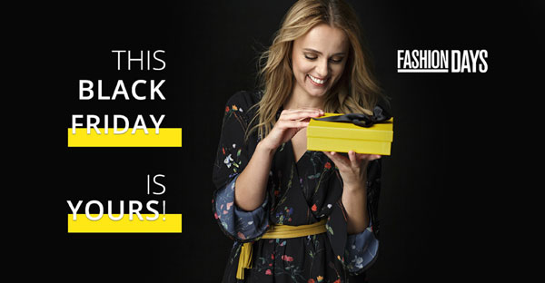 Fashion Days, Black Friday 2017