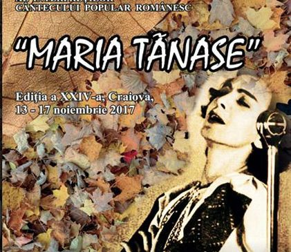 "TVR transmite Festivalul ""Maria Tănase"""