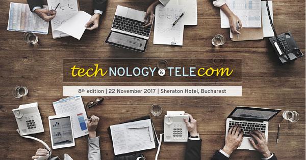 Cele mai recente inovații in telecomunicații, soluții digitale și informații despre forța de muncă din IT&C la evenimentul Focus on Technology & Telecom