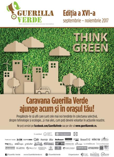 Guerilla Verde, editia XVI